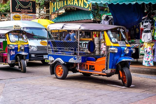 世界一周 旅 観光 旅行 タイ