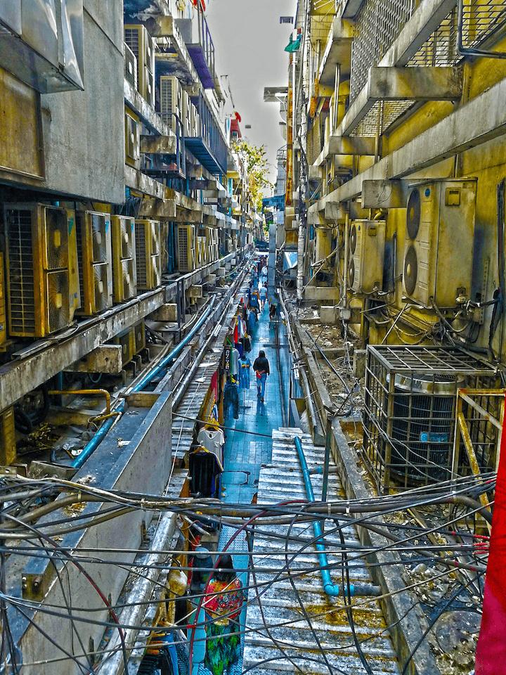 タイ バンコク 写真 世界一周 旅