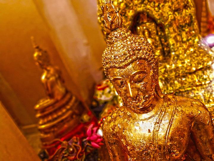 タイ バンコク ワットサケート 写真 世界一周 旅