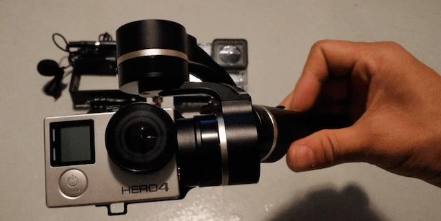 GoPro,Hero4,ゴープロ,カメラ,アクセサリー,使い方