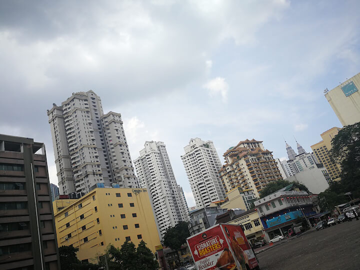 マレーシア クアラルンプール 旅 世界一周
