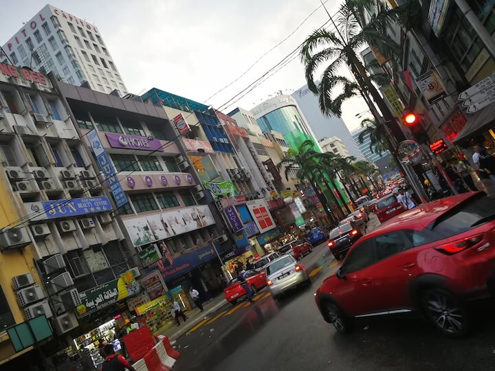 マレーシア,マラッカ,空港,行き方,バス,クアラルンプール