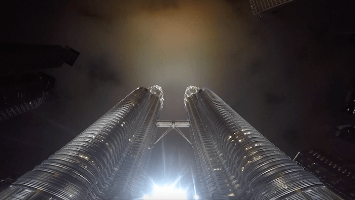 マレーシア クアラルンプール 観光 ペトロナス・ツインタワー