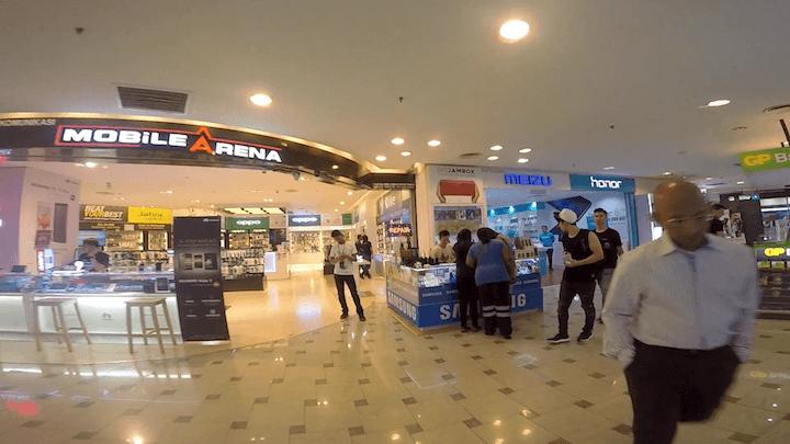 マレーシア クアラルンプール デジタル機器 ロウヤットプラザ LowYat Plaza
