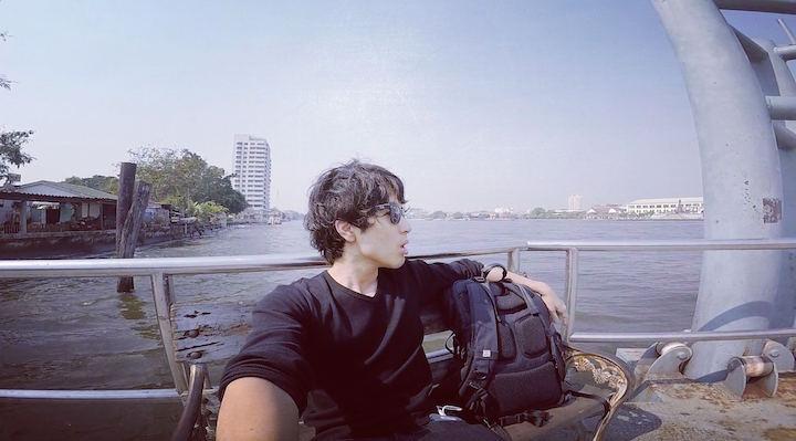 海外旅行 カメラ GoPro