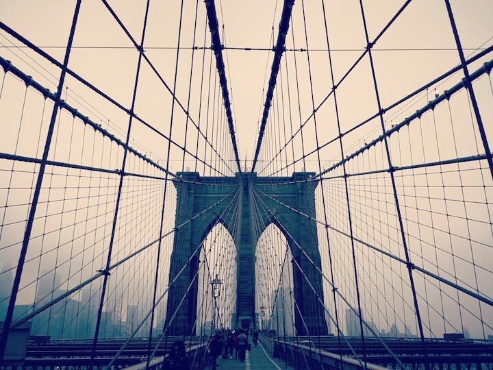 ブルックリン橋 ニューヨーク アメリカ 観光 おすすめ まとめ
