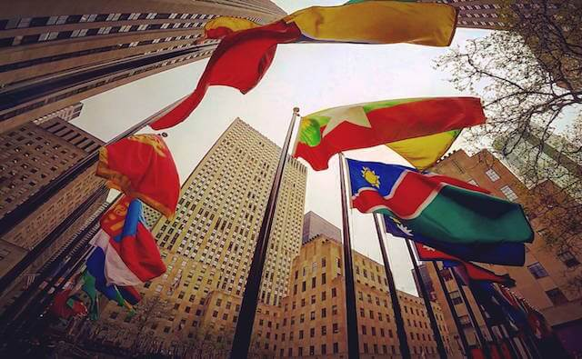 ニューヨーク,観光スポット,NY,アメリカ,おすすめ,ロックフェラーセンター