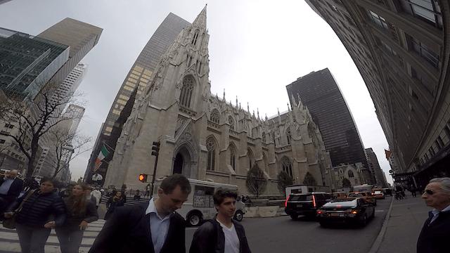 セントパトリック大聖堂 ニューヨーク アメリカ 観光 おすすめ まとめ