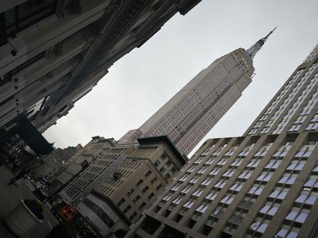 エンパイアステートビル ニューヨーク アメリカ 観光 おすすめ まとめ
