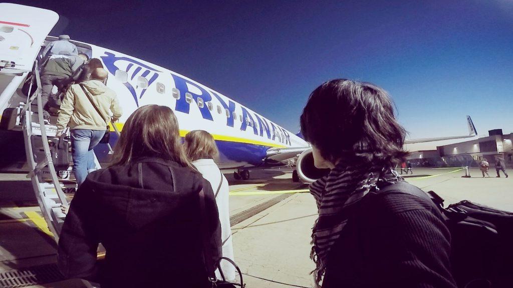 世界一周 飛行機