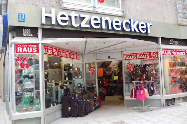 ドイツ ミュンヘン RIMOWA リモワ スーツケース