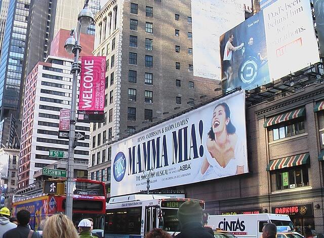 ブロードウェイ ニューヨーク アメリカ 観光 おすすめ まとめ