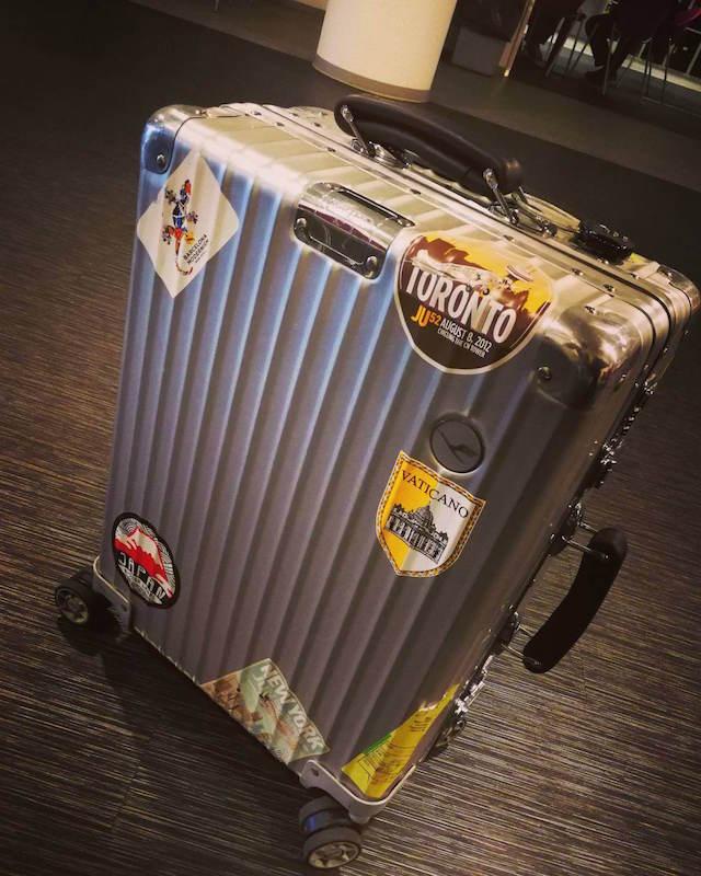 RIMOWA リモワ スーツケース ステッカー