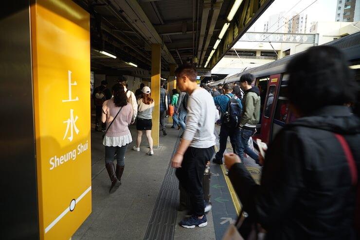 深センから香港国際空港への行き方 22