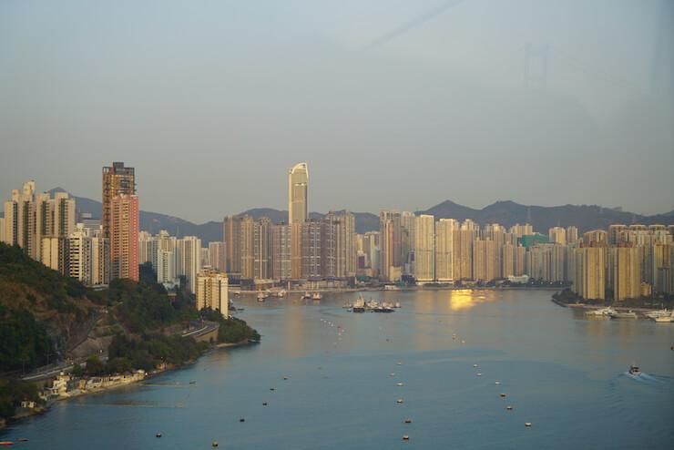 香港から深センへの行き方 時間 お金