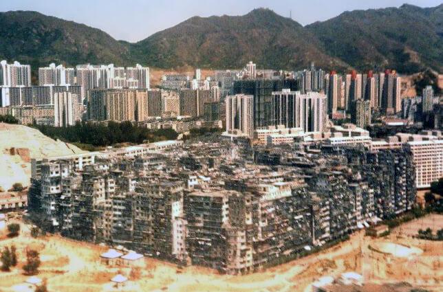 九龍城 香港