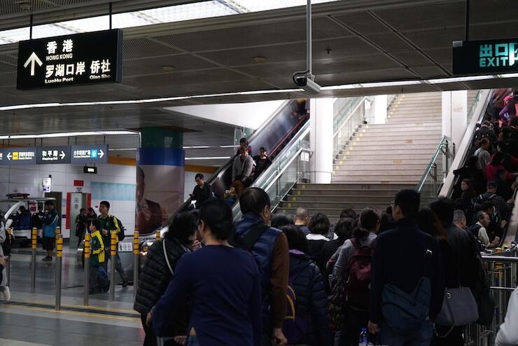 深センから香港国際空港への行き方 3