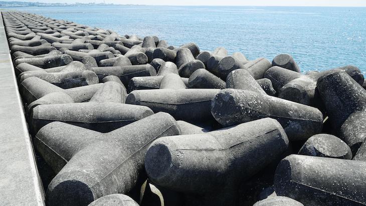 沖縄 北谷 ビーチ