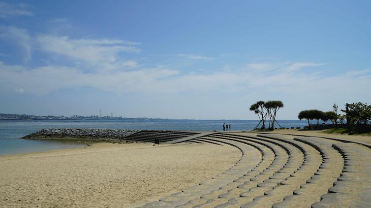 沖縄 北谷 アメリカンビレッジ サンセットビーチ