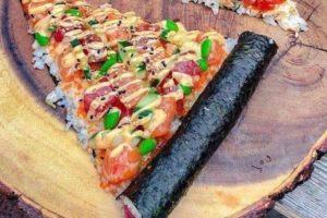 寿司 ピザ