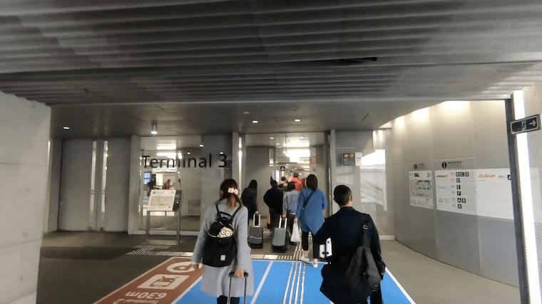 チェジュ航空 東京成田 第三ターミナル