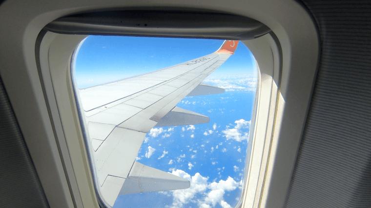 LCCチェジュ航空 グアム行き フライト時間