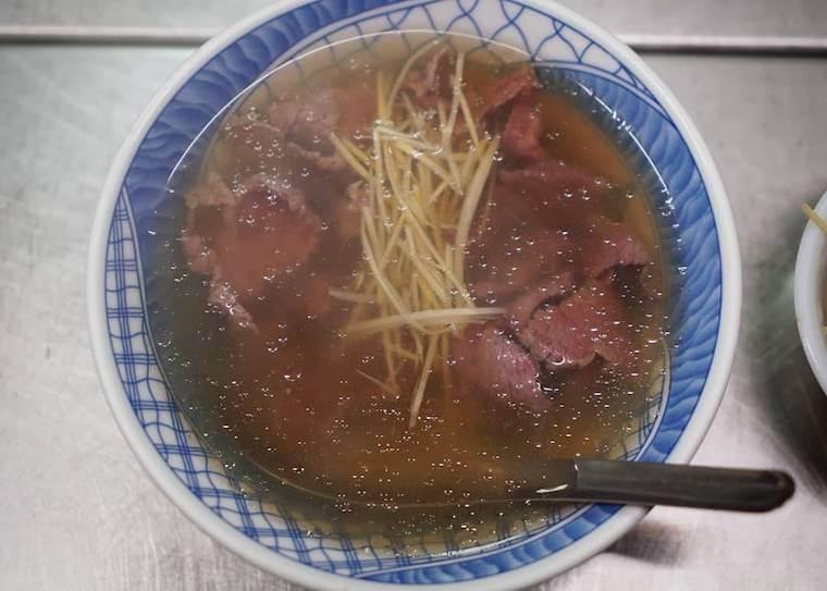 台湾,台南,おすすめ,グルメ,まとめ,永楽牛肉湯