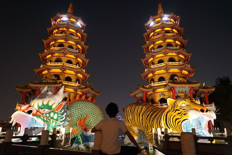 台湾・高雄 台北 旅行 比較 おすすめ