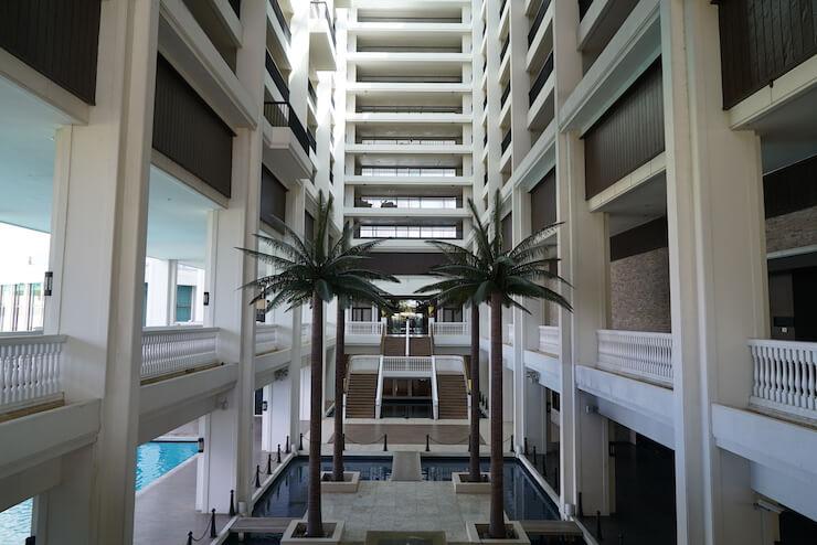 グアム シェラトンホテル ブログ プール 部屋