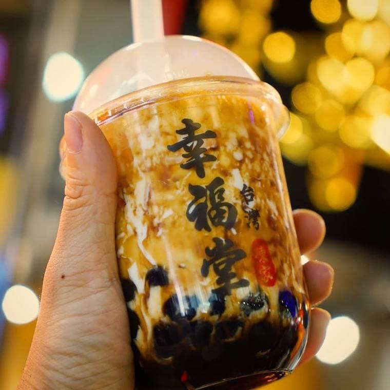 台湾・台北のタピオカミルクティーおすすめランキング 幸福堂
