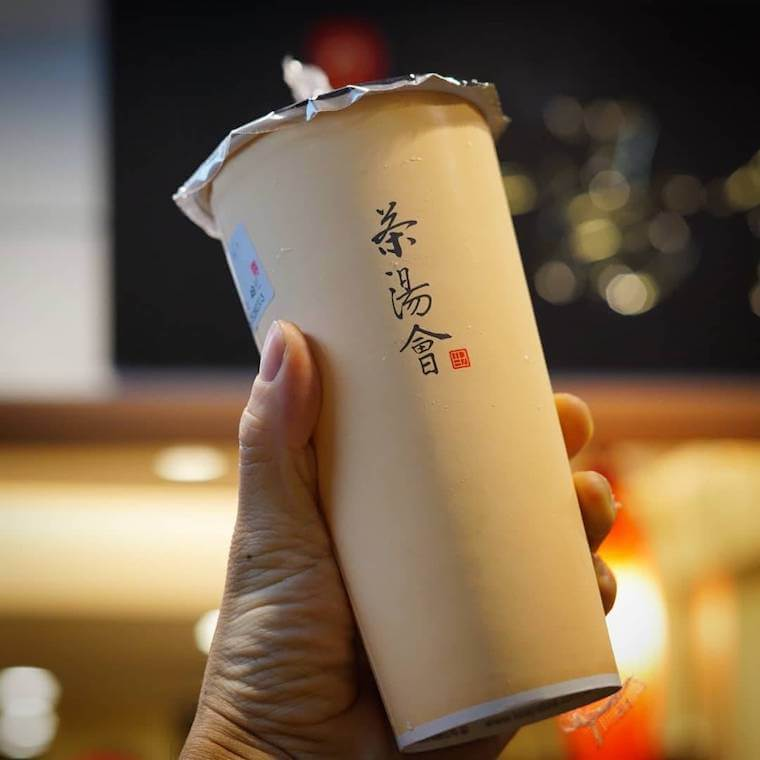 台湾・台北のタピオカミルクティーおすすめランキング,茶湯會