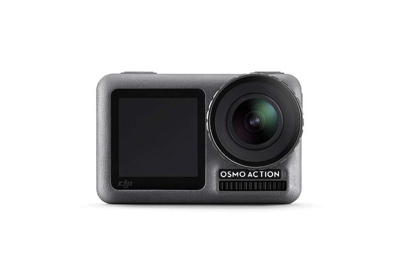 DJIのアクションカメラ「OSMO Action」,価格,発売予定日,GoProとの比較