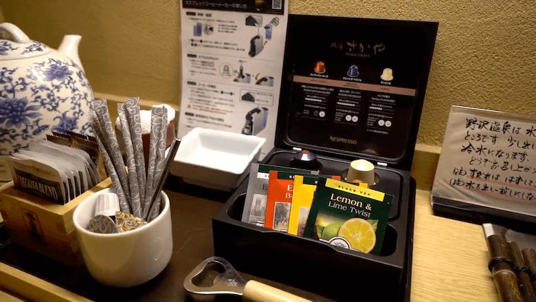 長野の高級旅館「さかや」宿泊ブログ。信州・野沢温泉、食事、たけのこ祭