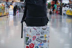 RIMOWA(リモワ),スーツケース,ステッカー