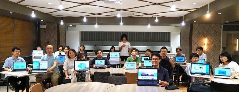 大阪と福岡でWordPress講座の講師