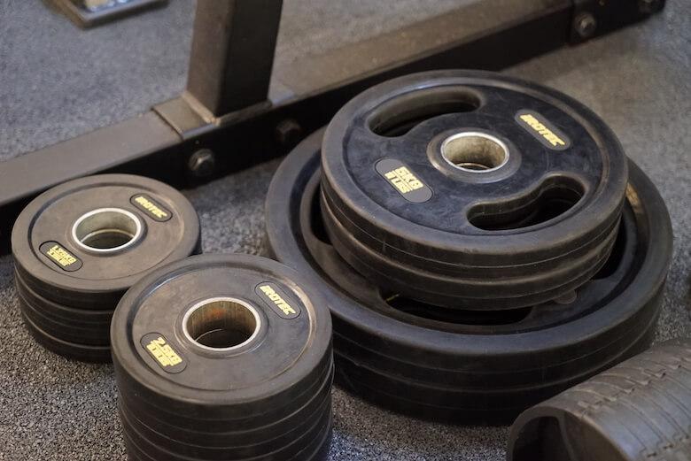 麻布の安いパーソナルトレーニングジムBEATS ビーツ 器具