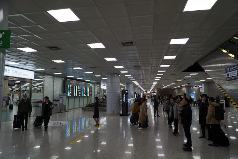 釜山空港から海雲台へのバスでの行き方