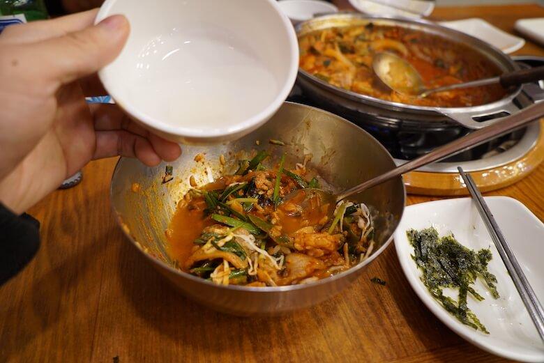 韓国海雲台,ケミチプ本店,タコ鍋,釜山,ブログ