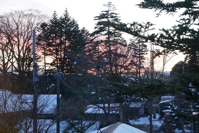 軽井沢Longing Houseのクリスマス,お部屋写真