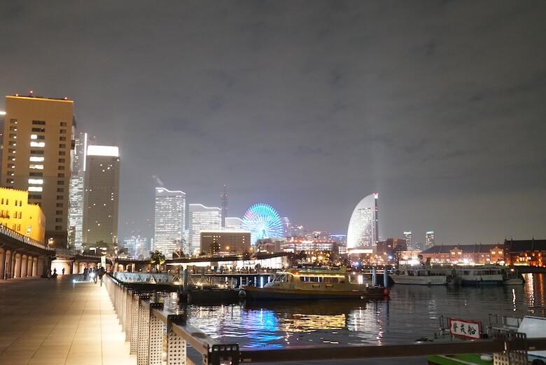 横浜,ローズホテル,ディナークルーズ,レビューブログ